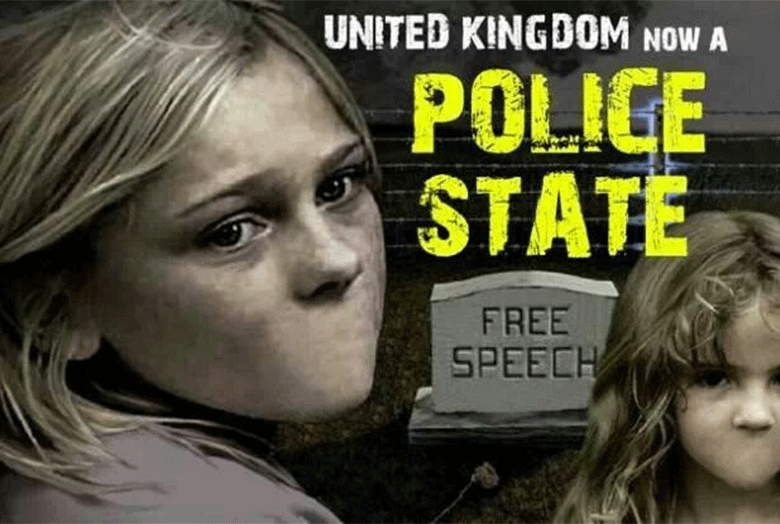 Our Newly Discovered Police State!