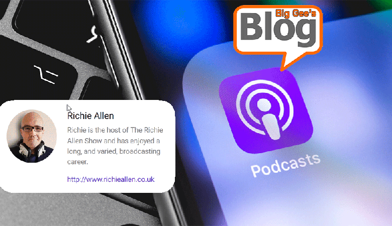 Richie Allen Show Podcast Thursday 02/04/2020