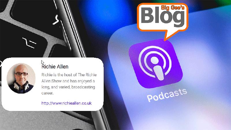 Richie Allen Show Podcast Sunday 12/04/2020