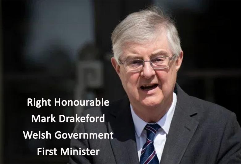 F.O.I. Letter Enquiry to First Minister Mark Drakeford