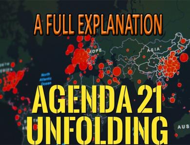 Agenda 21/ 2030 Explained In Full