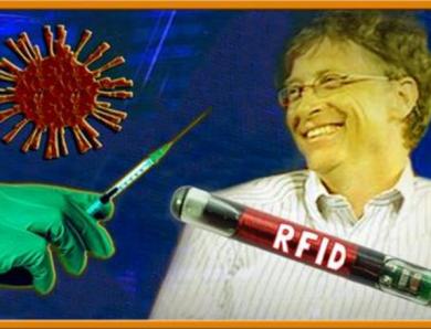 The Full Bill Gates 'Health Tzar' Story