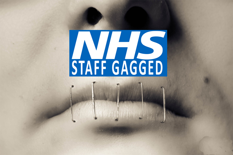 Blanket Bullying Across The NHS