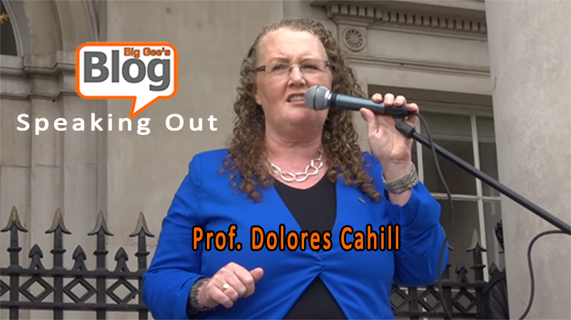 Prof. Dolores Cahill – Shining The Light On A Hoax