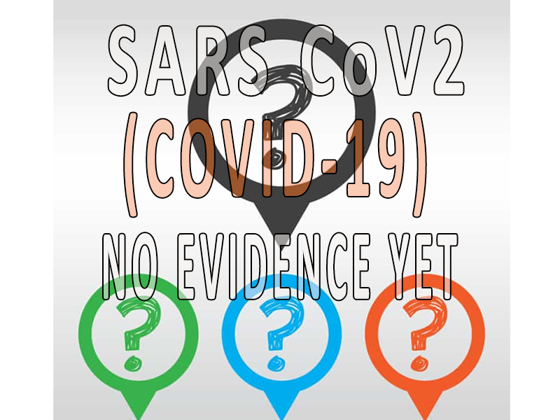 Plenty of Coronaviruses But No SARS-CoV2: February Study Finds No Evidence Of COVID Virus Which Still Holds True