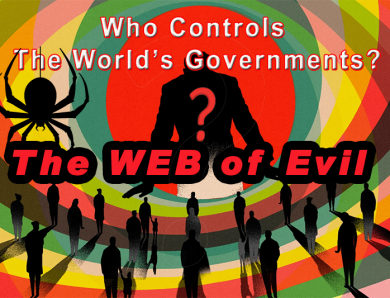 Surely All Governments Couldn't Be Persuaded To Support One Global Conspiracy?