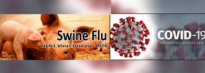 Flash Back To 1976 – THE GREAT SWINE FLU 'Pandemic'. Now Flash Forward To 2020