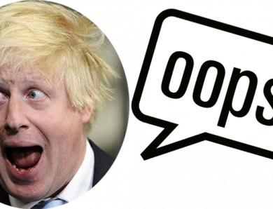 OOPS – this doesn't look good for the propaganda Boris!