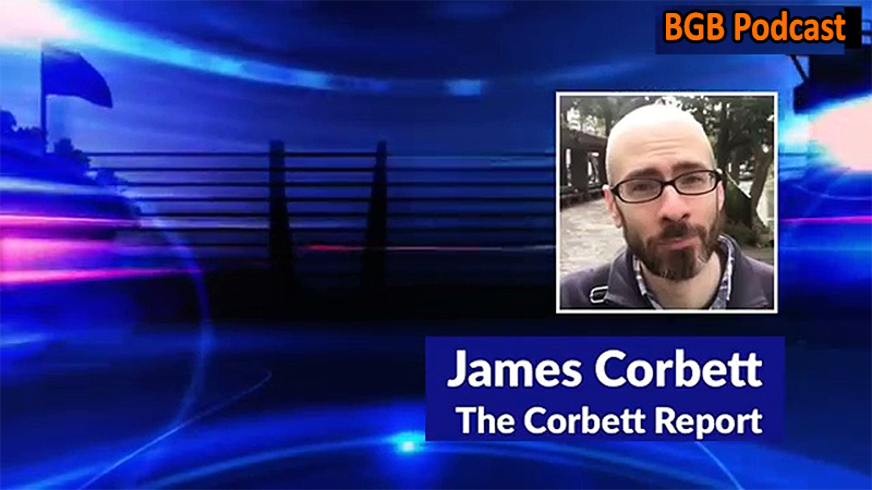 James Corbett In Conversation On COVID-19