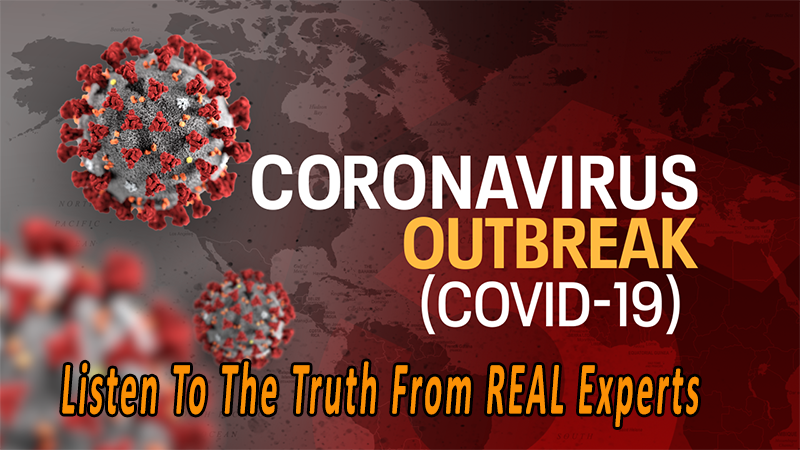 More Devastating Facts Regarding This Hoax Pandemic From One Of THE Leading Scientists In The World
