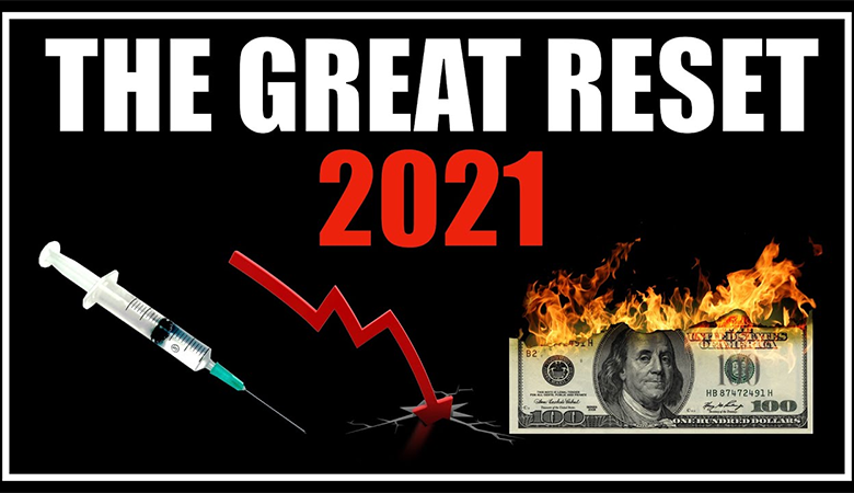 Your Guide To The Great Reset – Klaus Schwab's Dream