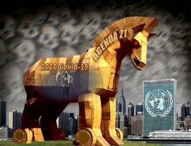 Look Around You – Agenda21/ 2030 Has Been Triggered In 2020