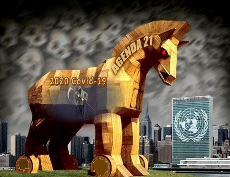 Look Around You – Agenda21/ 2030 Has Been Triggered In 2020