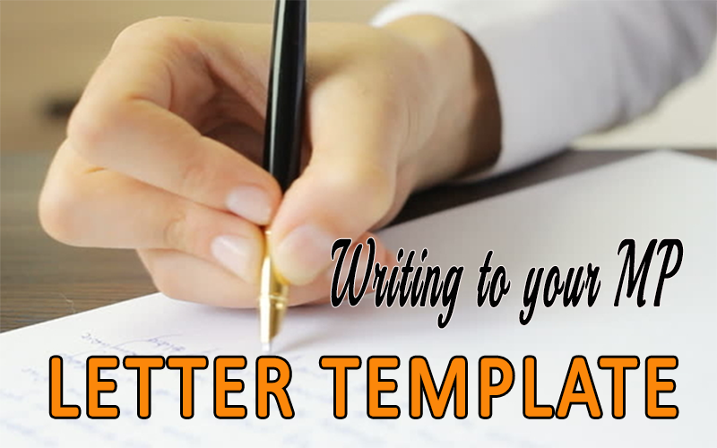 Spread The Word – Letter Templates
