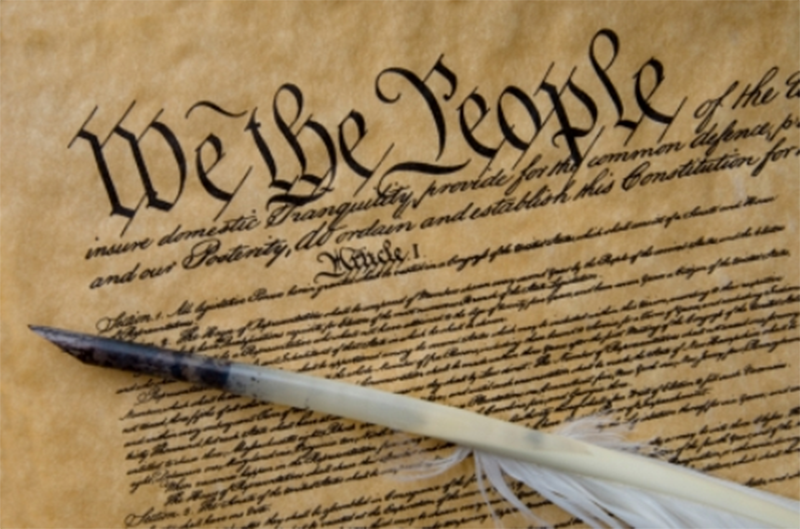 A Dissident's Guide To The Constitution