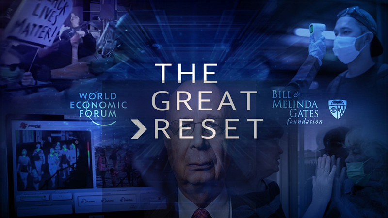 The Great Reset – working nicely hand in hand with the other fears