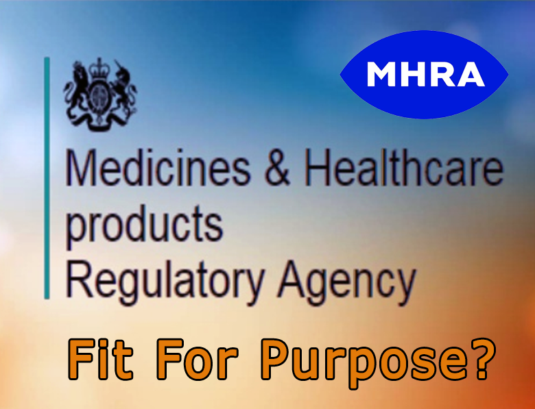 MHRA and Big Pharma Joined At The Hip
