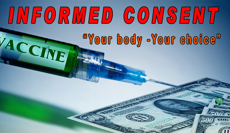 Experimental Vaccine – Information That Is Hidden By The Mainstream Media