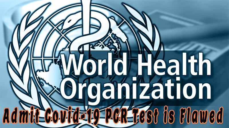 So – They've FINALLY Admitted It – The World Health Organisation (WHO). – Fall On Their Sword
