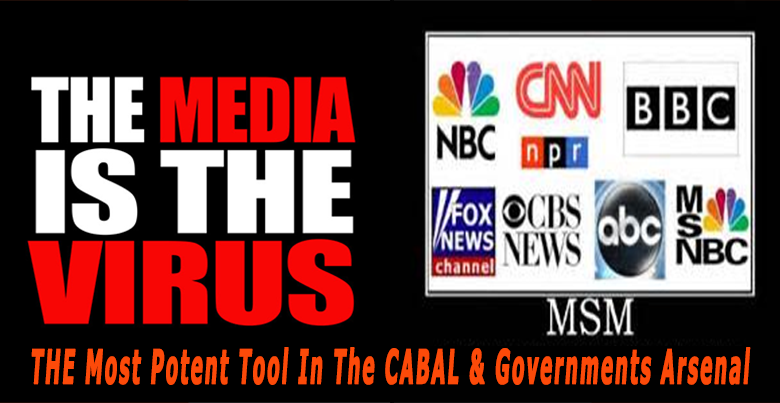 What Empowers The Scam? Mainstream Media (MSM). Plus – Does a SARS Cov-2 Virus Actually Exist?