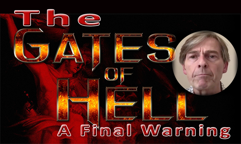 """Dr. Mike Yeadon: """"WE Are Staring At The Gates of HELL"""""""