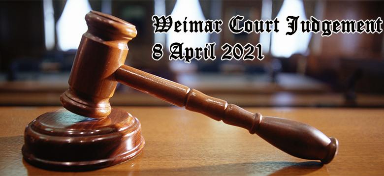 Legal Precedence – A Timely Reminder