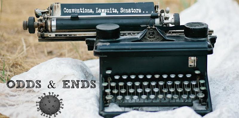 Huge Lawsuit – White Coats Convention – US Senator Rand Paul – BGB Letters Of Appreciation