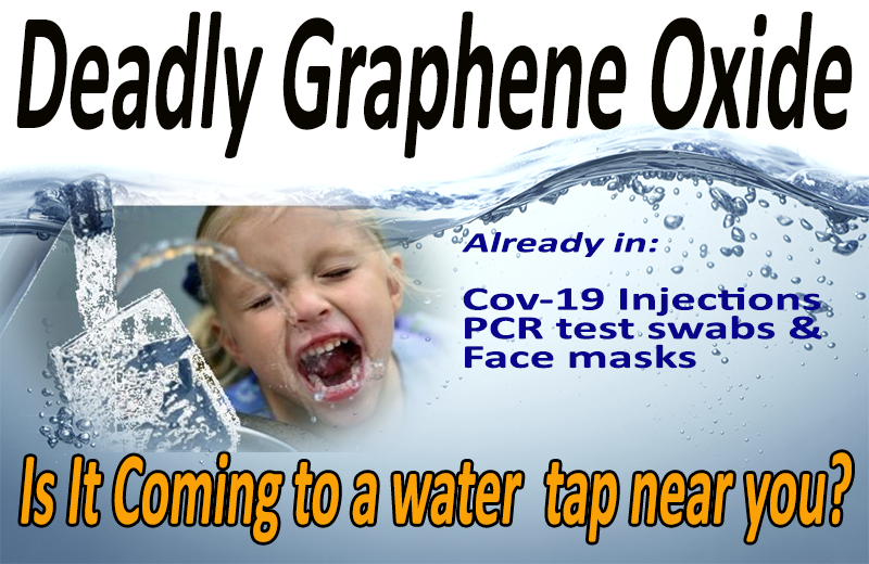 Graphene Oxide – What Is The Obsession With Getting This Stuff Into Our Bodies?