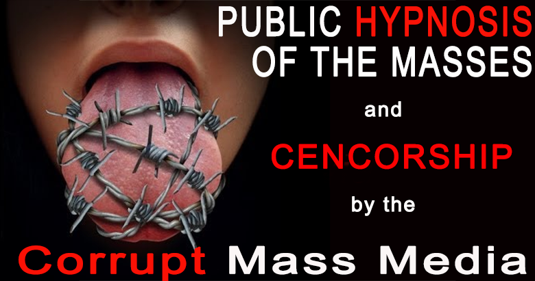 FEAR Spread By The Mainstream Media Is the Virus. Truth Is The Cure