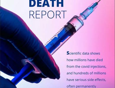 The Horrifying Reality – Death Jab Report (September 2021)